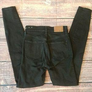Madewell • Skinny High Rise Jeans